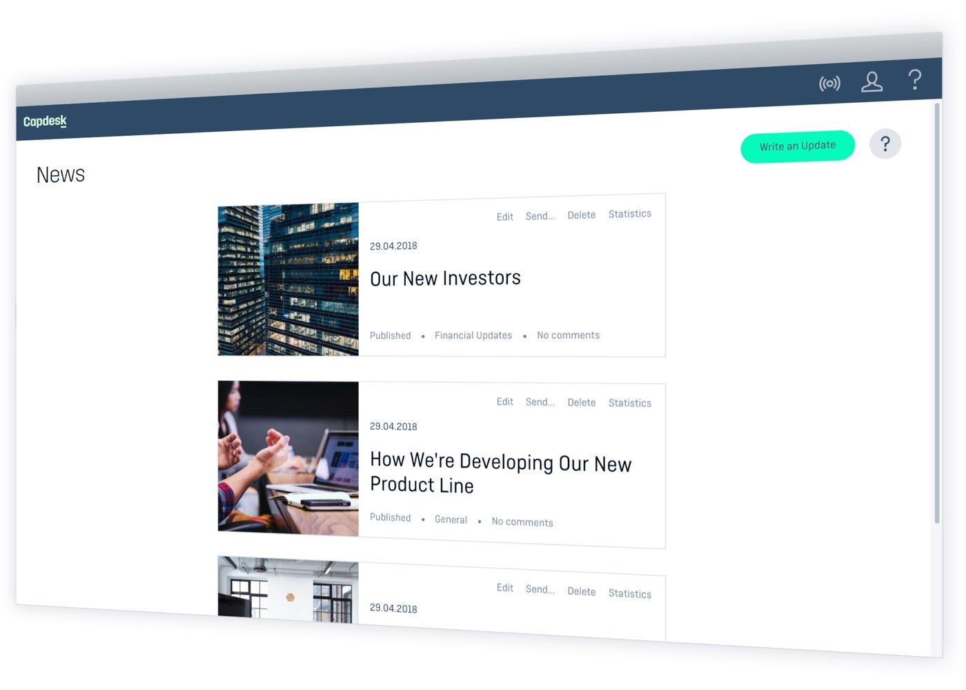 Investor Relations Tools